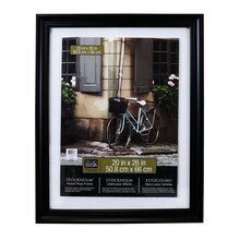 studio decor stockholm poster float frame